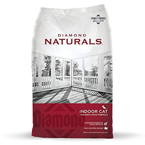 Diamond Naturals Indoor 18lb