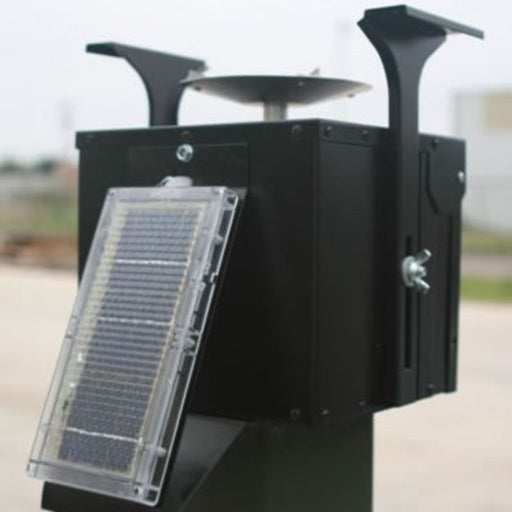 6 Volt Unit w/Motor, 5″ Cup Plate, THE-TIMER & Solar Panel