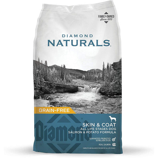Diamond Naturals Skin & Coat Salmon & Potato 30lb