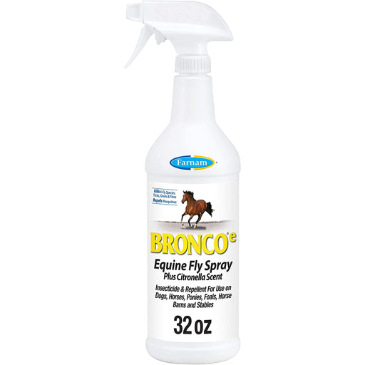 Bronco E Equine Fly Spray RTU