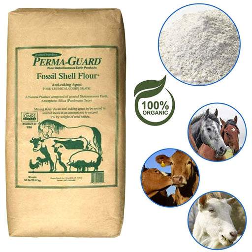 Diatomaceous Earth Food Grade 50lb