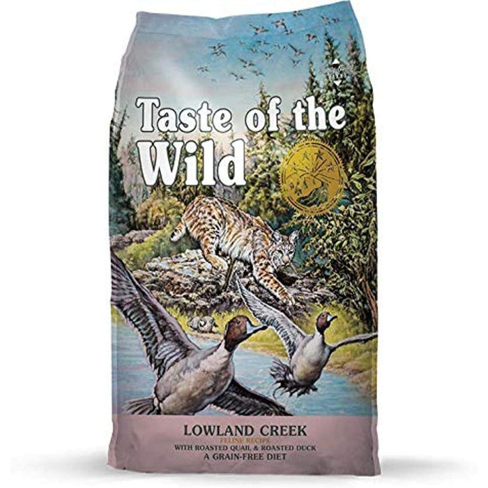 Taste of the Wild Grain Free Lowland Creek with Roasted Quail and Duck