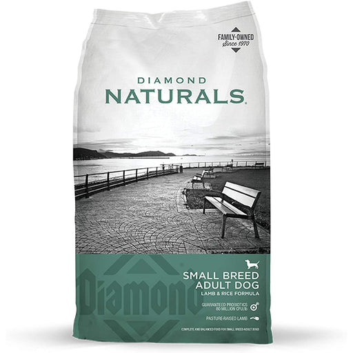 Diamond Naturals Lamb & Rice Small Breed Adult 18lb