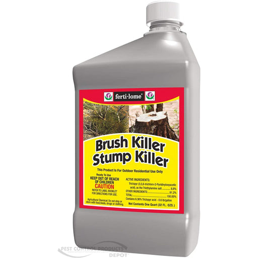 Fertilome Brush Stump Killer 32oz