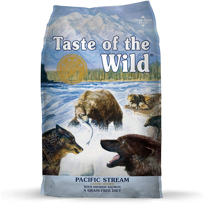 Taste of the Wild Grain Free Pacific Stream with Smoked Salmon