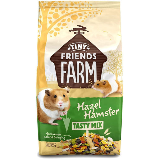 Supreme Original Hazel Hamster Food 2lb