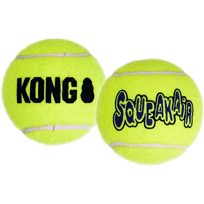 Dog Toy Squeaker Ball Xs 3pk