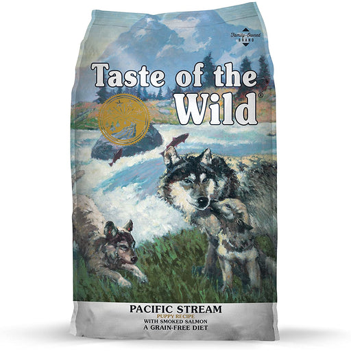 Taste of The Wild Grain Free Pacific Stream Puppy with Smoked Salmon
