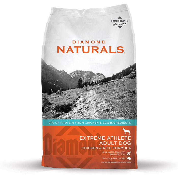 Diamond Naturals Extreme Athlete 40lb