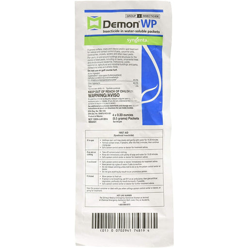 Demon WP 4 Pack