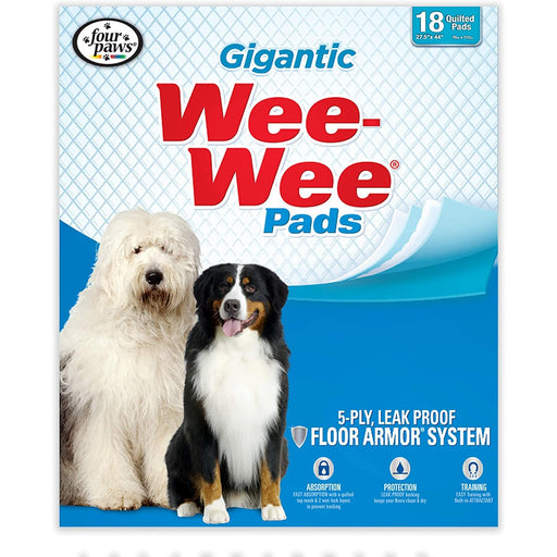 Wee Wee Pads 18ct Giant