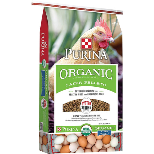 Purina Organic Layer Pellets 35lb