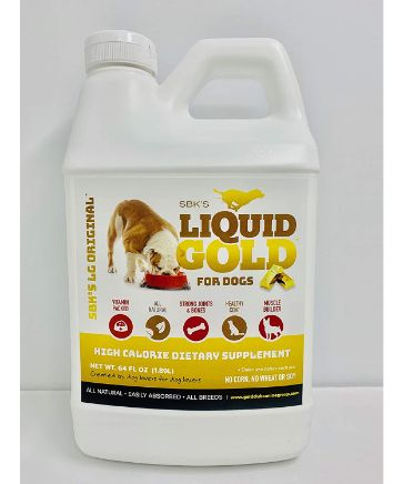 SBK's Liquid Gold Supplement