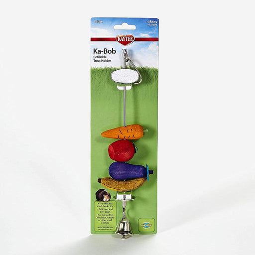 Ka-bob Refillable Treat Holder