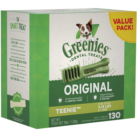 Greenies Tub Original Teenie Value 36oz