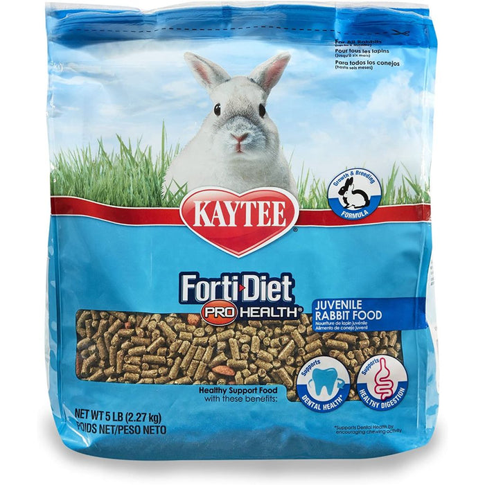 Kaytee Forti-Diet Pro Health Junior Rabbit 5lb