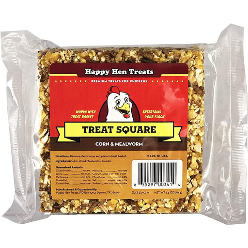 Happy Hen Treats Square 6oz