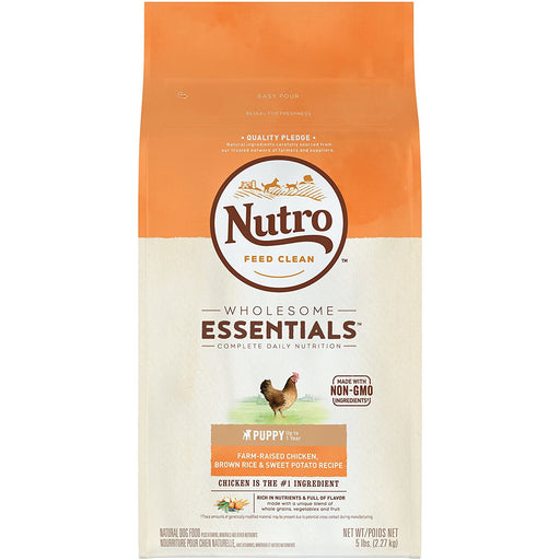 Nutro Wholesome Essentials Puppy Chicken & Rice 5lb