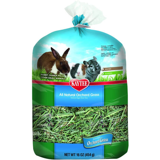 Kaytee All Natural Orchard Grass Small Animal Food 16oz