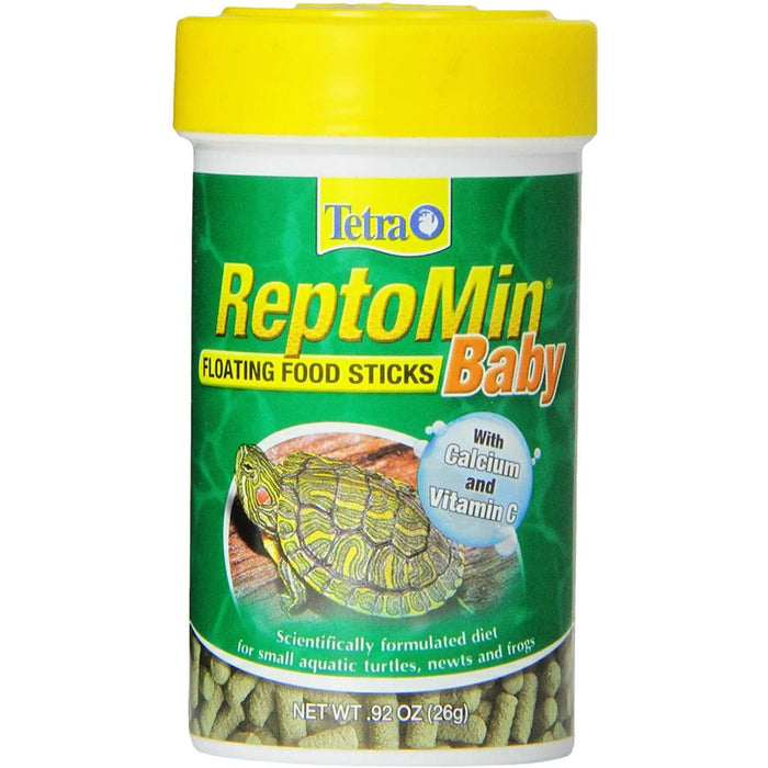 Tetra ReptoMin Baby Food Sticks .92oz