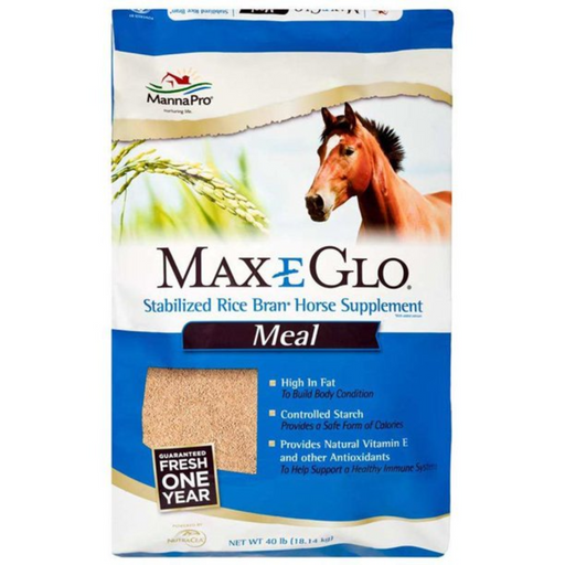 Manna Pro Max-E-Glo Meal for Horse 40lb