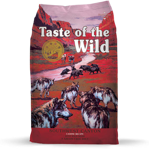 Taste of the Wild Grain Free Southwest Canyon with Wild Boar