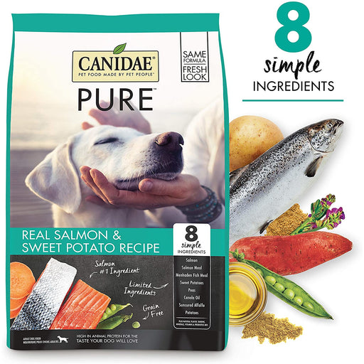 Canidae Dog Grain Free Pure Sea 24lb