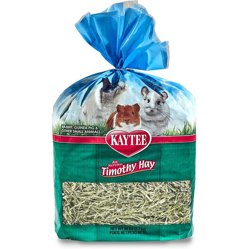 Kaytee Natural Timothy Hay Mini Bale 96oz