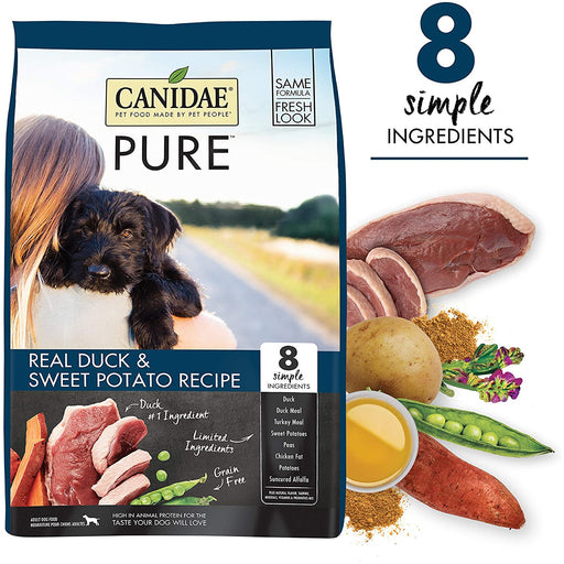 Canidae Dog Grain Free Pure Sky 24lb