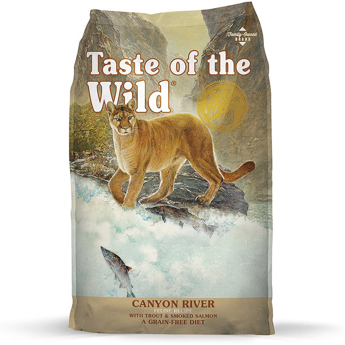 Taste of the Wild Grain Free Canyon River with Real Trout