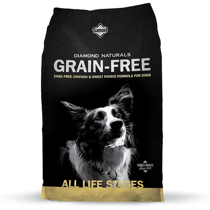 Diamond Naturals Grain Free Chicken & Sweet Potato 28lb