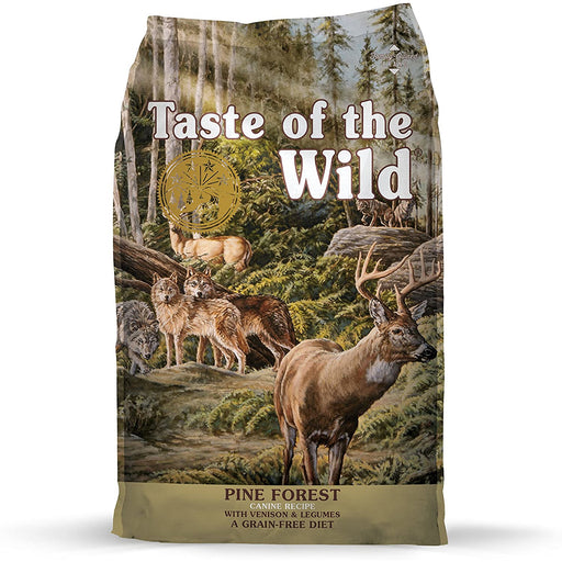 Taste of the Wild Grain Free Pine Forest with Real Venison