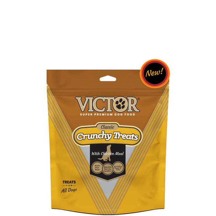 Victor Crunchy Dog Treats with Chicken Meal