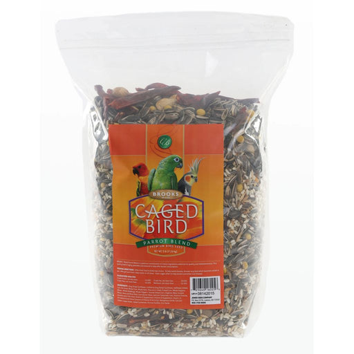 All Natural Parrot Blend Bird Seed 5lb