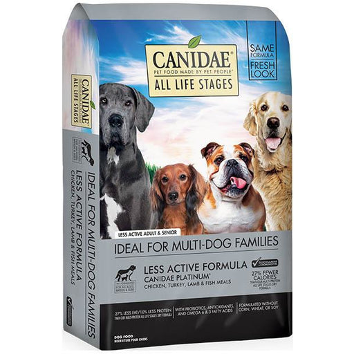Canidae Dog Platinum