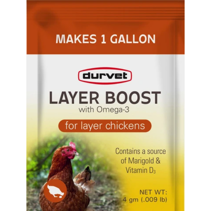 Duravet Layer Boost Single Serve 4gm