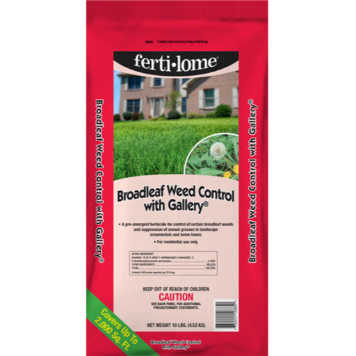 Fertilome Broadleaf Weed Control with Gallery 10lb