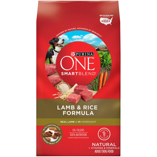 Purina One Dog Lamb & Rice 31.1lb