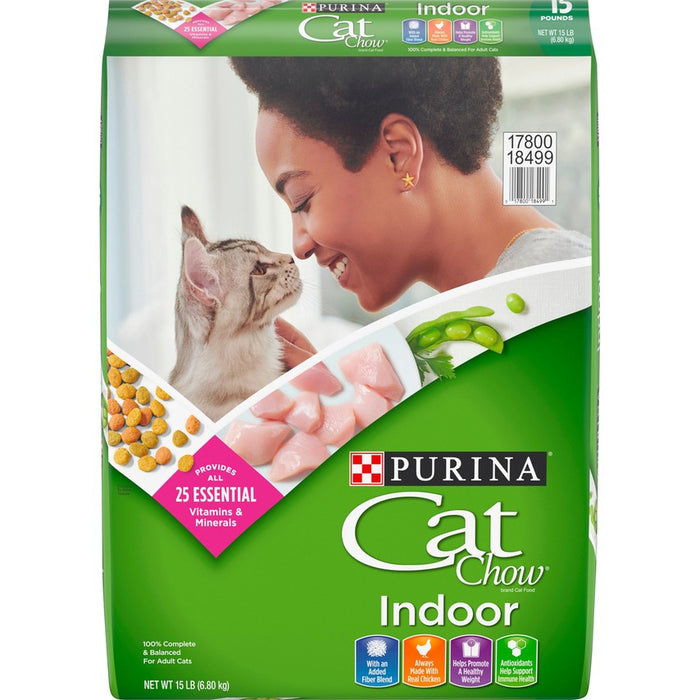 Purina Cat Chow Indoor 15lb