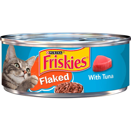 Friskies Cat Can Flaked Tuna 5oz 24ct