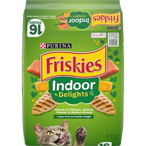 Friskies Indoor Delights 16lb