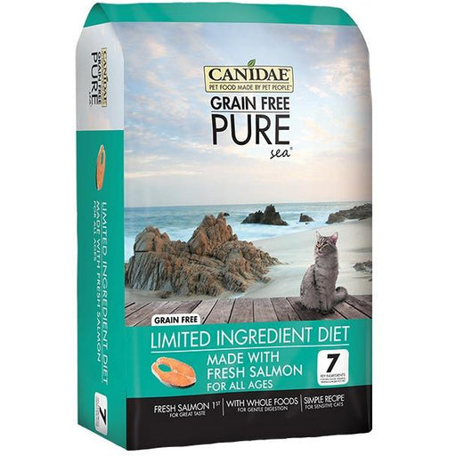 Canidae Cat Grain Free Pure Sea 5lb