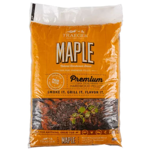 Maple BBQ Wood Pellets 20lb