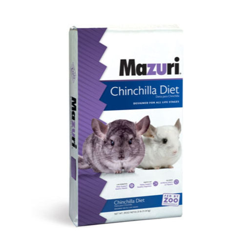 Mazuri Chinchilla Diet 25lb