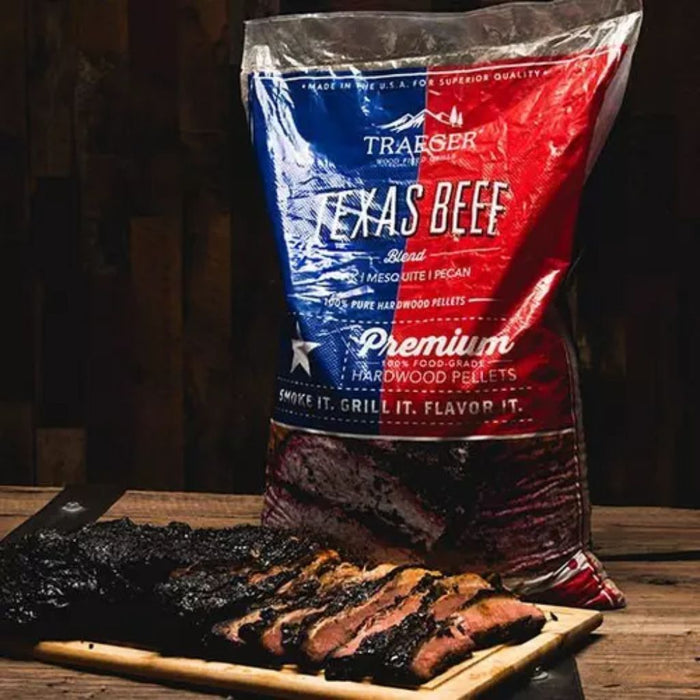 Texas Beef Blend Wood Pellets 20lb