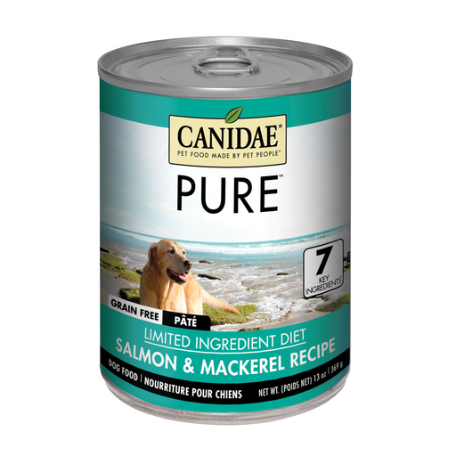 Canidae Dog Can Grain Free Salmon 13oz 12ct
