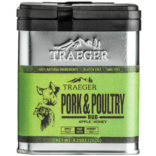 Pork & Poultry Rub 9.25oz