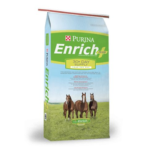 Purina Enrich Plus Ration Balancing Feed 50lb