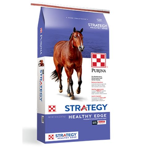 Purina Strategy Healthy Edge 12.5/8% 50lb