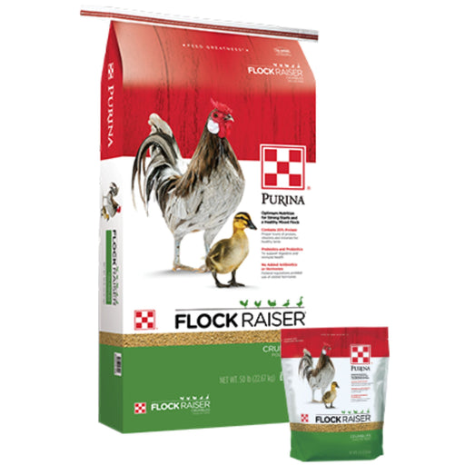 Purina Flock Raiser 50lb